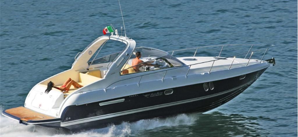 Airon Marine Como Lake Boat Tour Breva