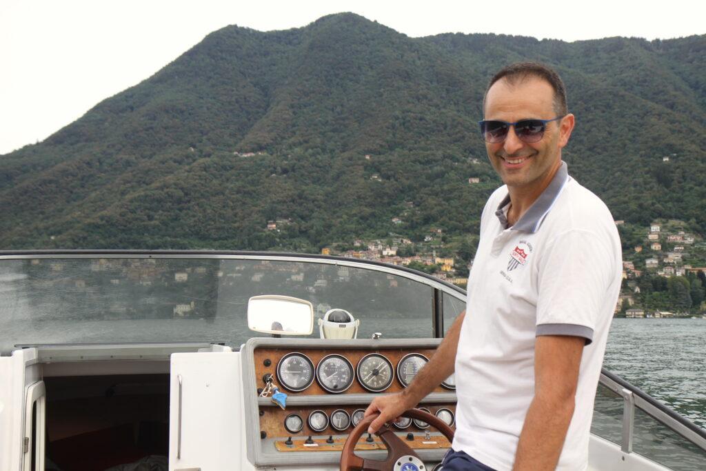 como lake boat tour timone cranchi