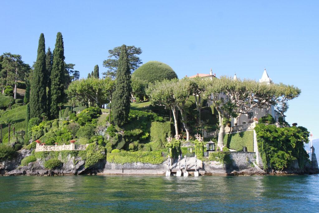 Boat tour Como Lake Balbianello