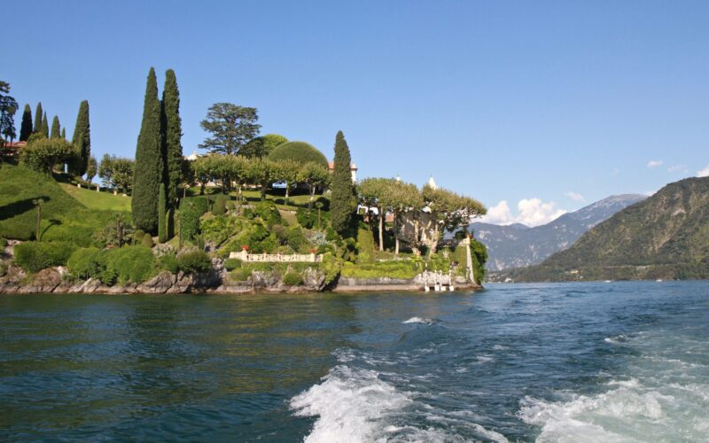 Lake Como, Italy – Villa Balbianello Lake Como Star Wars