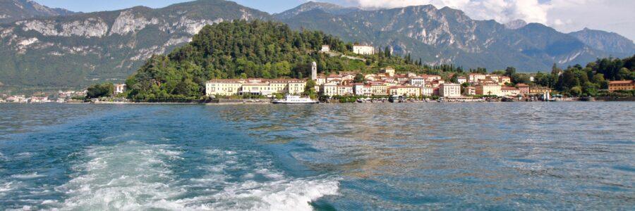 tremezzo como lake boat charter