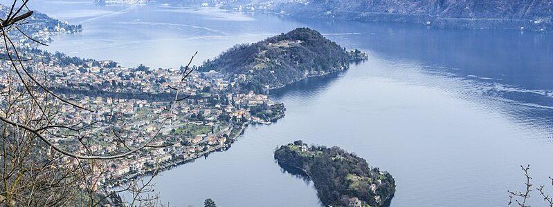 Lake Como, Italy – Comacina Island Lake Como