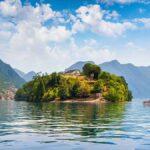 comacina Island lake como