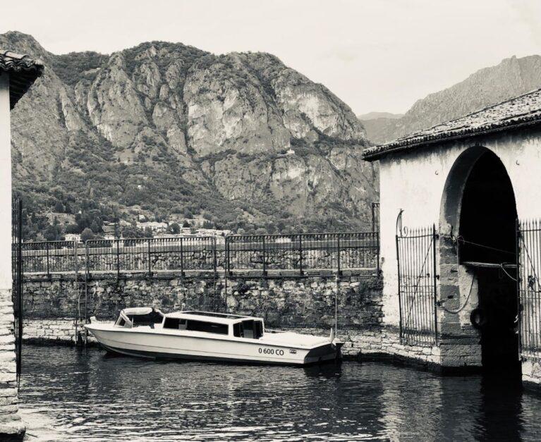 Taxi Venetian Como Lake Boat Tour Breva