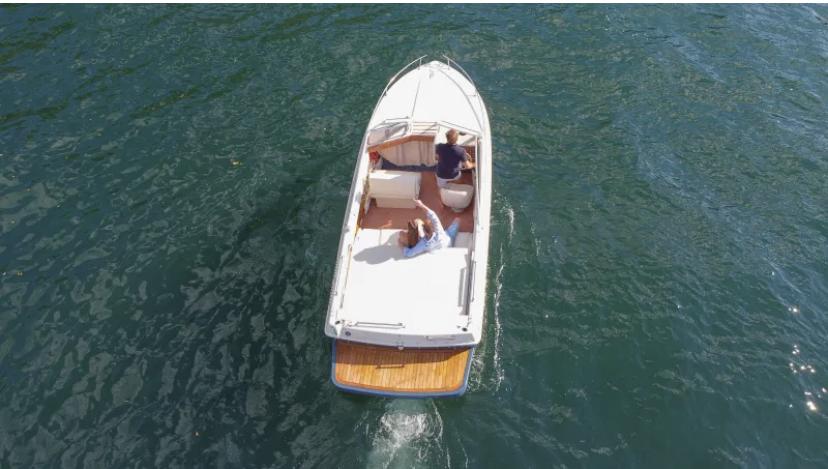 Cranchi Derby 216 Como Lake Boat Tour Breva
